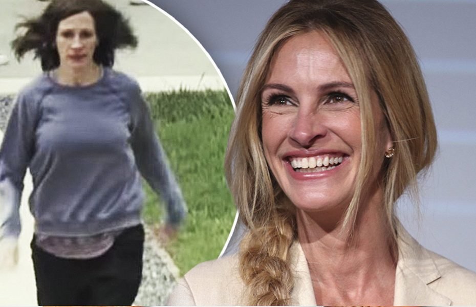 Celebrity Weight loss Diets JULIA ROBERTS