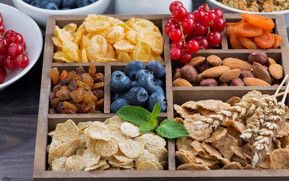 Fiber and Cholesterol