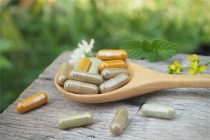 Forskolin-pills