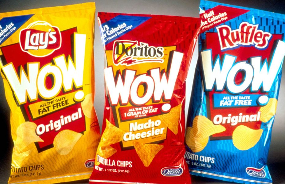 Olestra Side Effects - Fat Substitutes