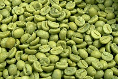 green-coffee-bean