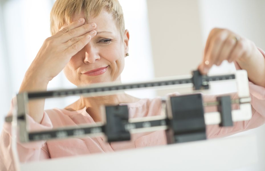 Weight Gain During Menopause